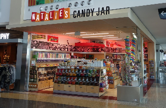 Natalie's Candy Jar,  CLE