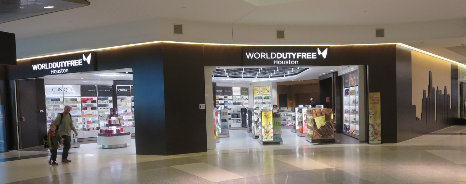 World Duty Free, IAH